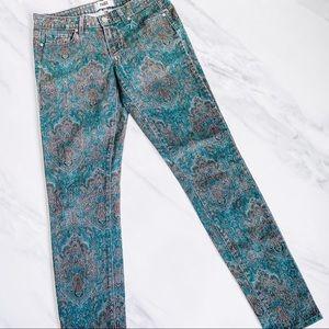 PAIGE Paisley Verdugo Skinny Jeans